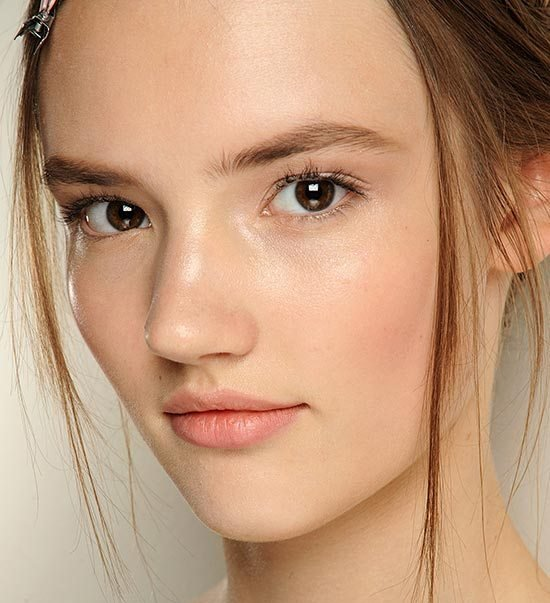 Красота: естественный макияж (нюд)