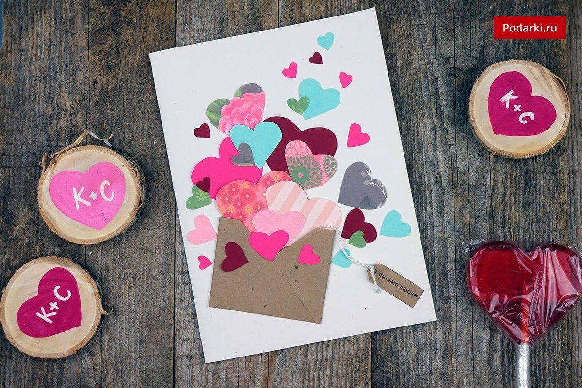 Красивых городов, оригинальные открытки на 14 февраля девушке
