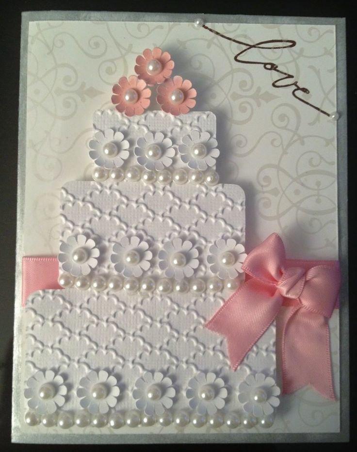 Свадебная открытка торт, погода