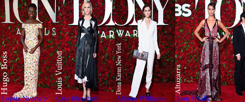 70-я церемония «Tony Awards» – модные тенденции «театральной красной дорожки»!   Новости
