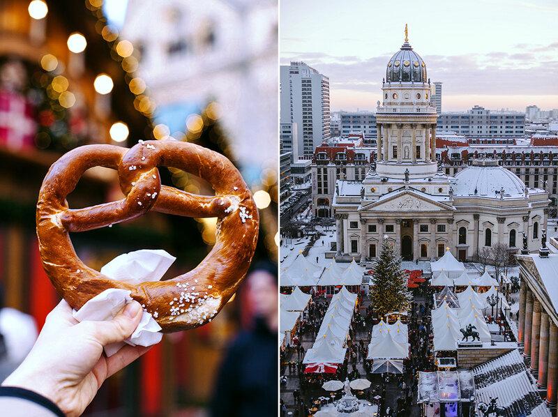 Новогодние традиции в Берлине