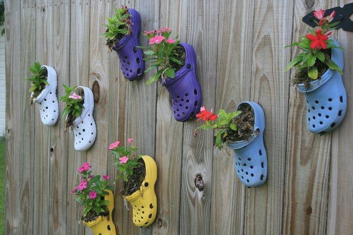 Поделки своими руками для сада в домашних условиях