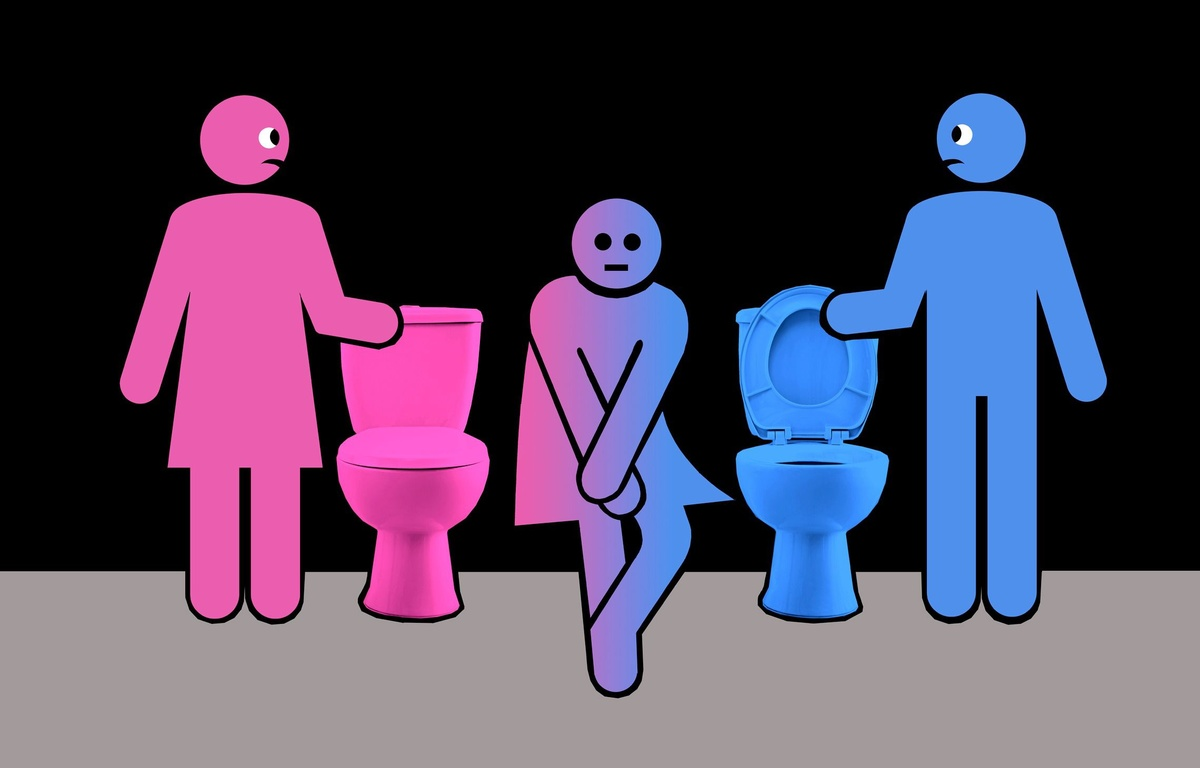 an examination of the controversial bathroom law for transgender people in north carolina The law is most well-known for mandating that people use the bathroom of the gender on their birth certificate, which would stop transgender people from using the bathroom of their here are the hb2 fact checks from politifact and politifact north carolina in the four weeks since the law was passed.