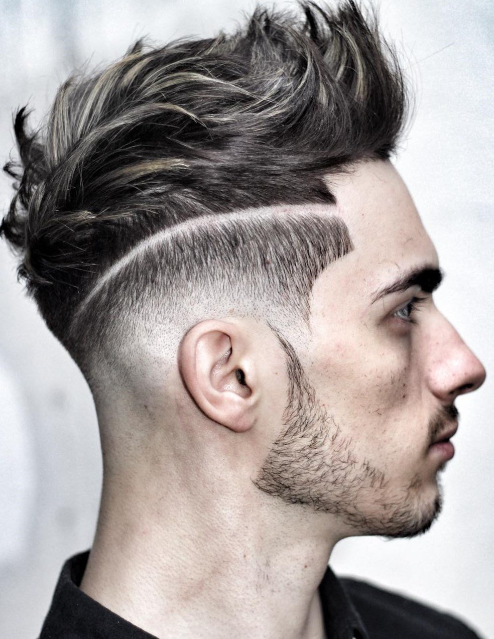 mens hair color trends 2017 - HD970×1255