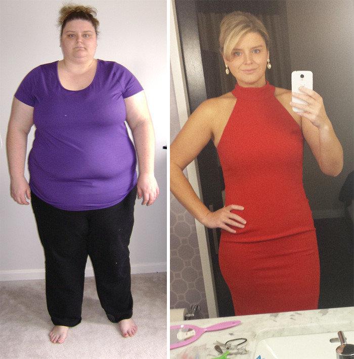 похудение на 20кг за 8 недель