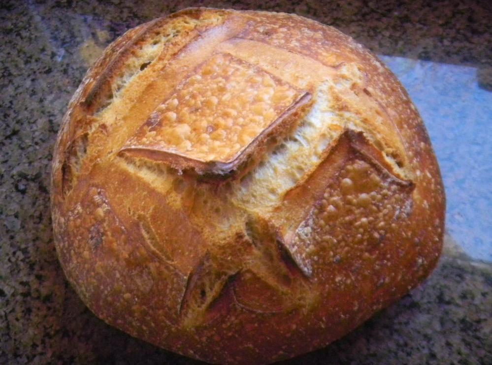 Рецепт выпечки вкусного хлеба в духовке в домашних