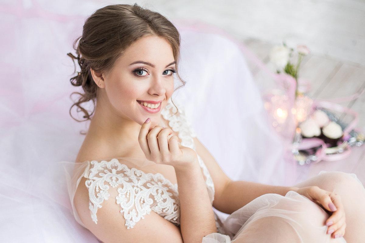 ищу модель для свадебной фотосессии корректирующий