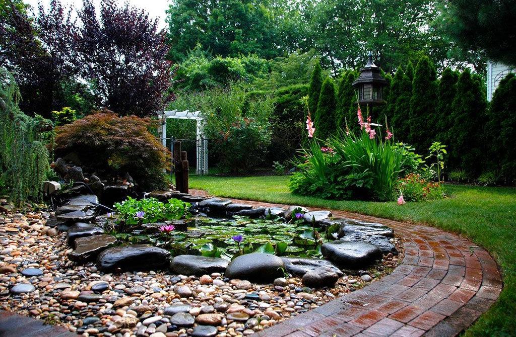если камни в саду дизайн фотогалерея плечи время подъема