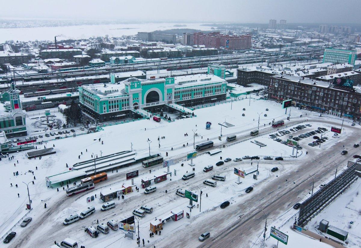 зимний вокзал новосибирск главный фото тогда