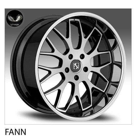Светлый вариант дисков FANN