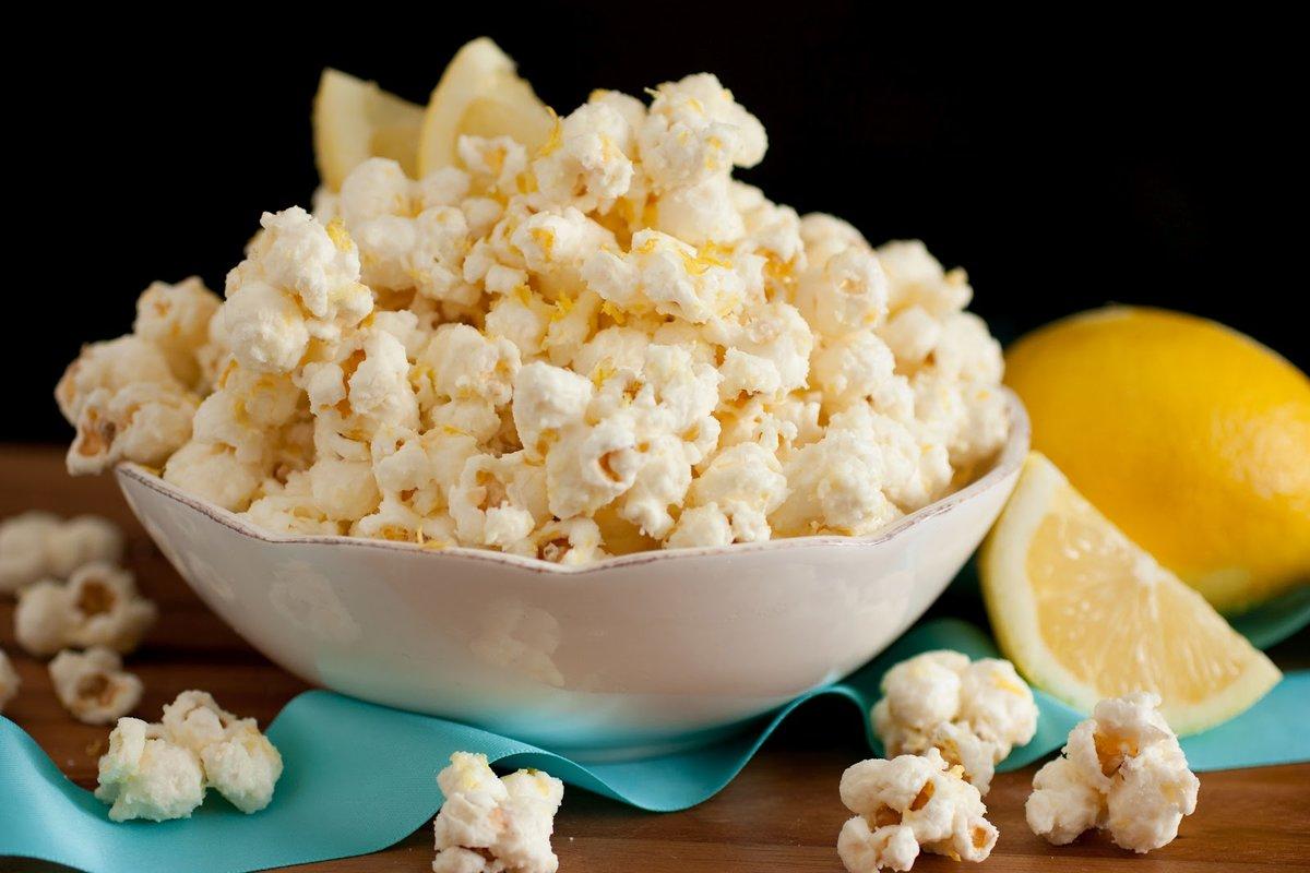 попкорн во время диеты
