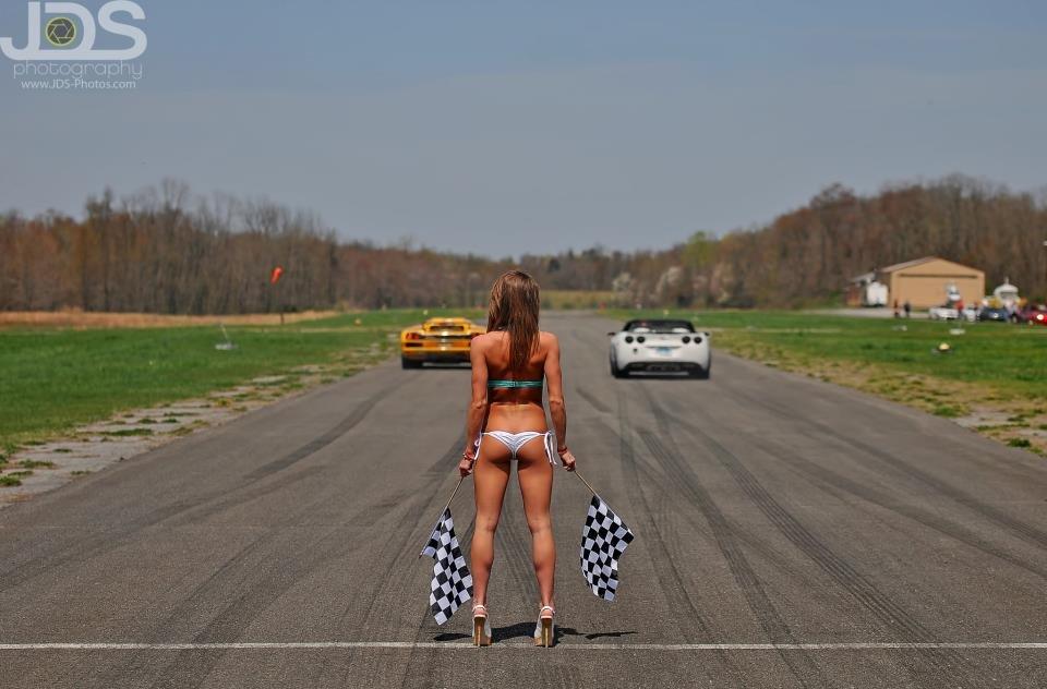 Проститутки на гонках