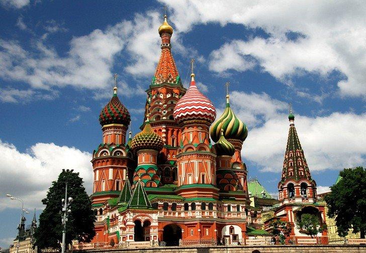 1. Храм Василия Блаженного