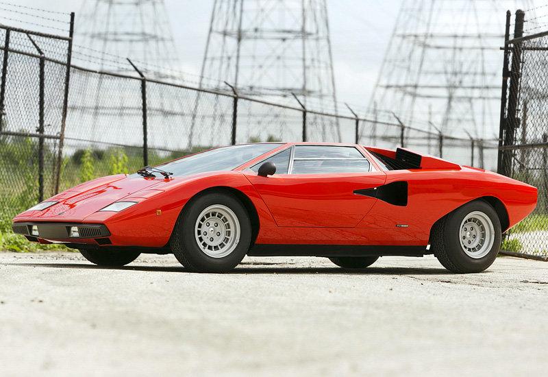 1974 Lamborghini Countach LP400