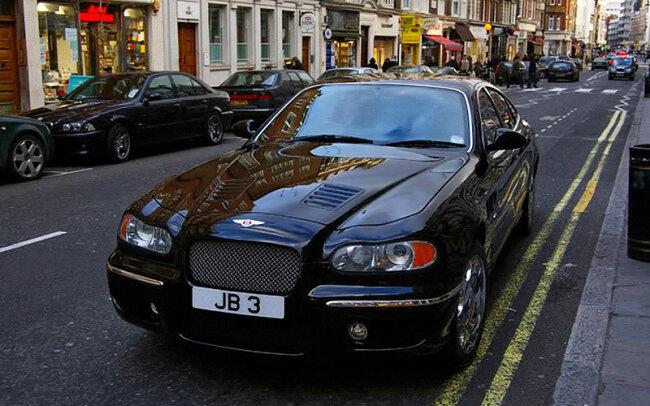 1996 Bentley Rapier | top10x.ru - Топ 10 листы и рейтинги