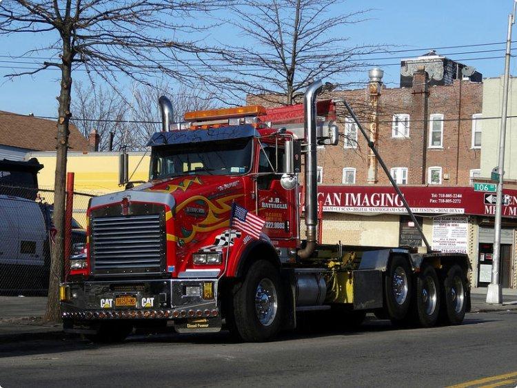 Американские грузовики ← Картинки и фото на Ануб.Ру