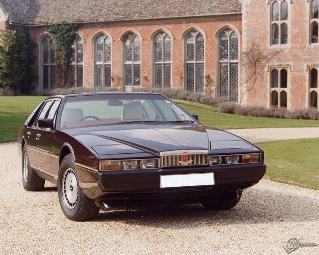 Aston Martin Lagonda, Aston Martin