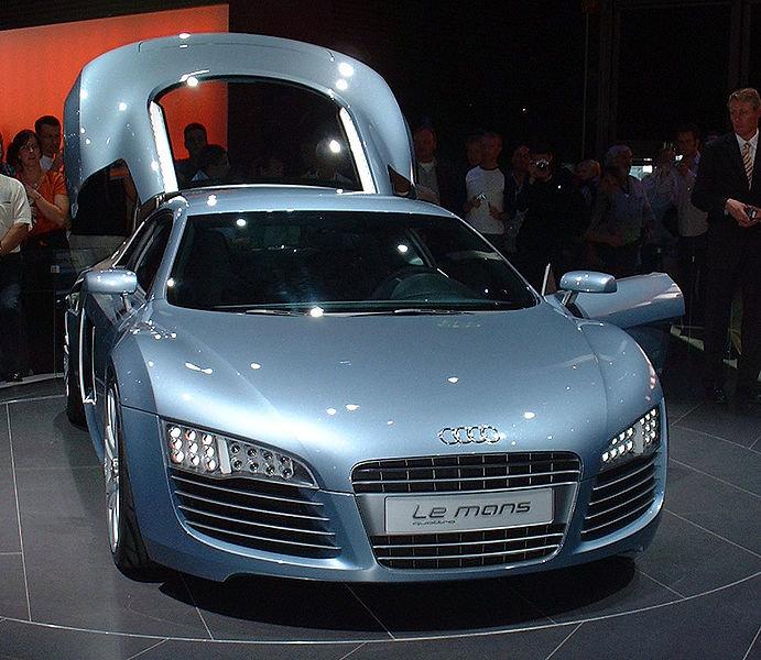 Audi Le Mans quattro | Энциклопедия