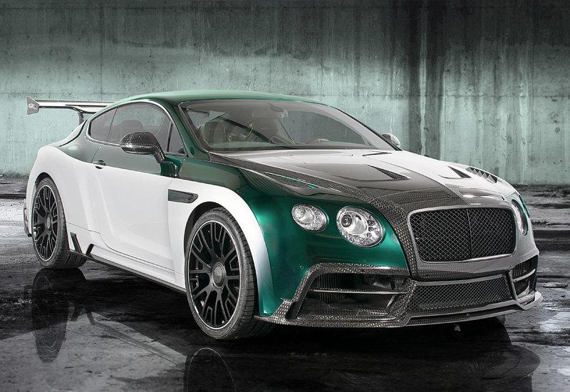 Bentley Continental GT Race Mansory