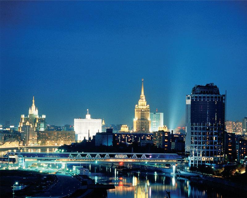 Блог фотографа | Фотосъемка архитектуры ночью