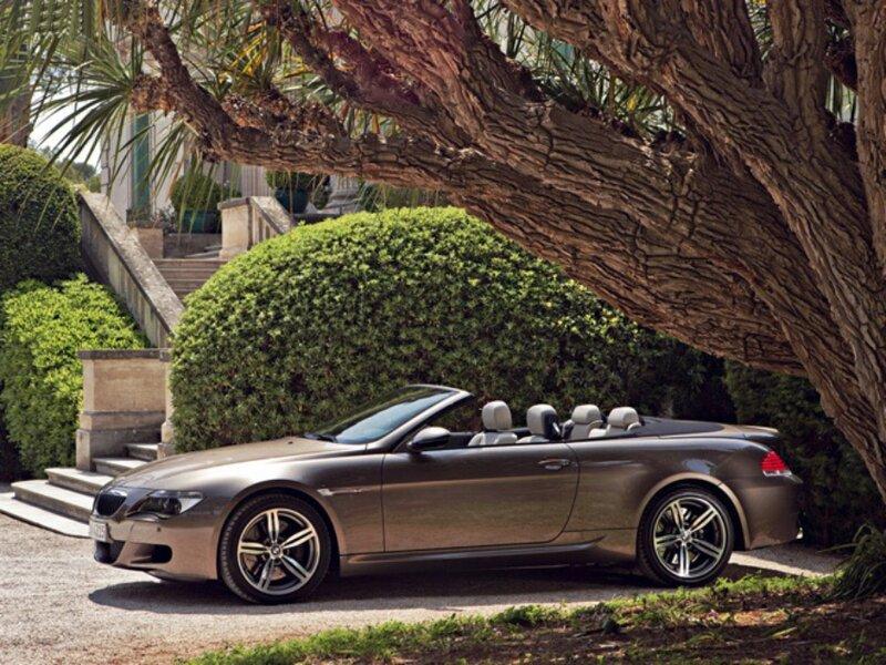 BMW 6 cabrio (бмв 6 серии кабрио)