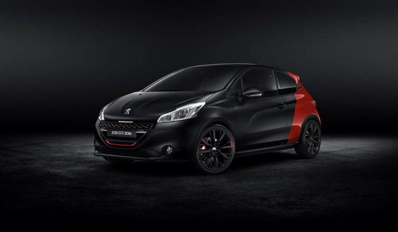 Более мощная версия Peugeot 208 GTi будет выпущена очень ограниченным тиражом