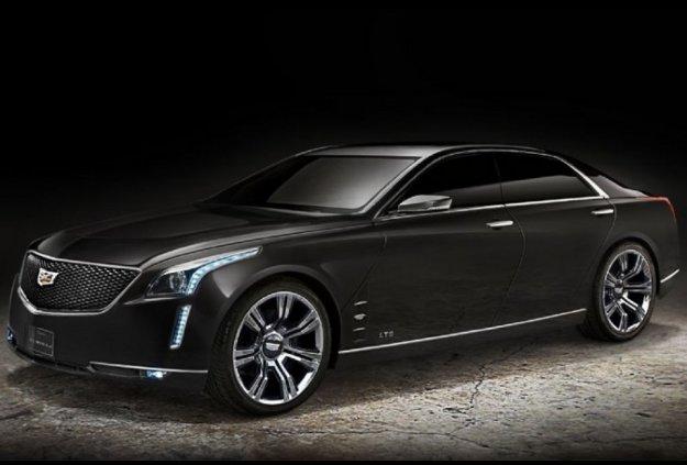 Cadillac LTS
