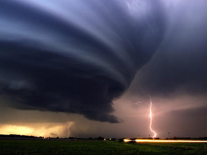 Что такое торнадо?