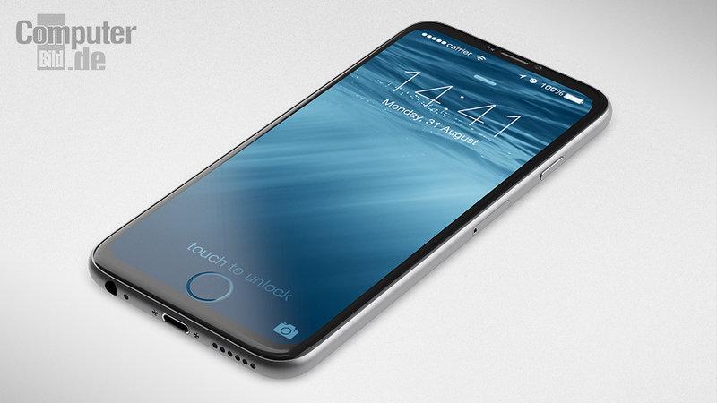 Дизайнерский концепт Apple iPhone 7 (16 фото + видео) » 24Gadget.Ru :: Гаджеты и технологии