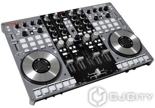 DJ-контроллер Vestax VCI-400TR