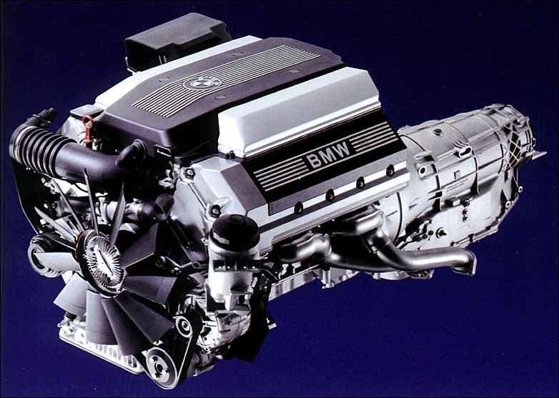 Двигатель BMW M60 - характеристика - фото