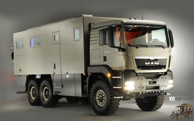 Экспедиционный автодом Action Mobil Global XRS 7200-9