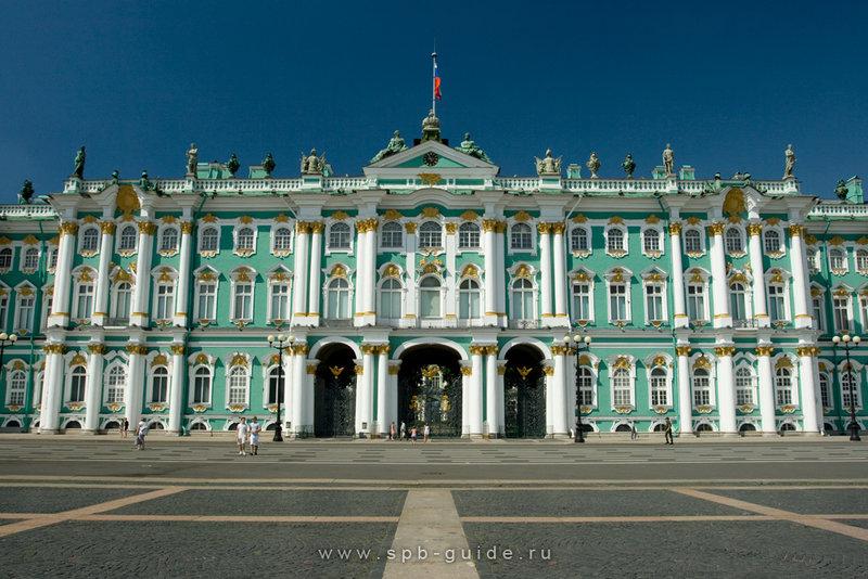 Эрмитаж в Санкт-Петербурге - фото