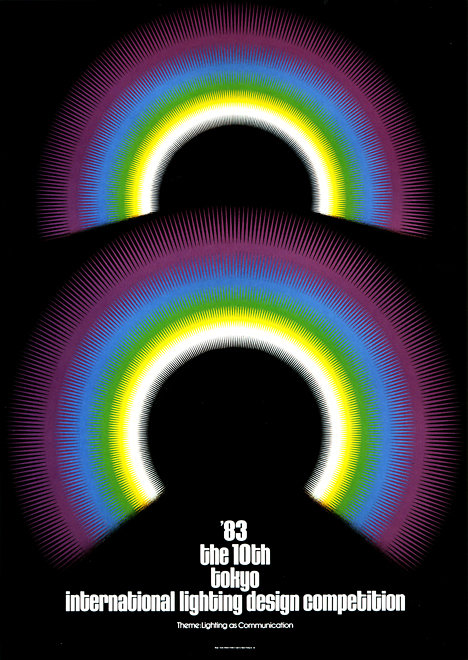 Эволюция дизайна плаката от Юсаку Камекуры