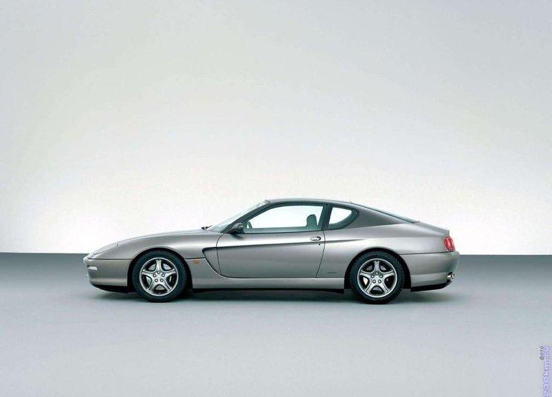 Ferrari 456 GT 1998 купе: характеристика, отзывы, тесты - Феррари 456 GT