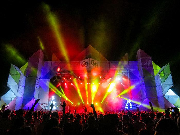 Фестиваль Global Gathering 2013 состоялся в Киеве (фото, видео) - Музыкальные новости от онлайн радио myRadio.ua