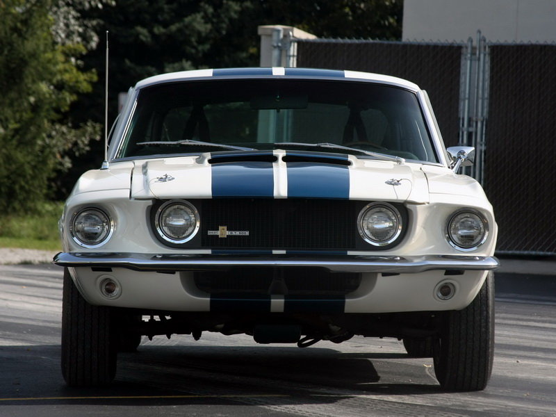 Ford Mustang Shelby GT 500 1967 - фото, цена, характеристики, где купить