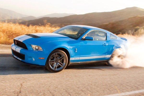 Ford Mustang Shelby GT500 - характеристики