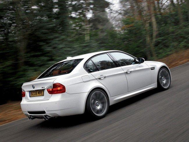 Фото BMW M3 (E90)