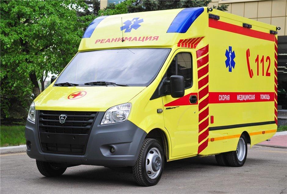 Фото машин скорой медицинской помощи