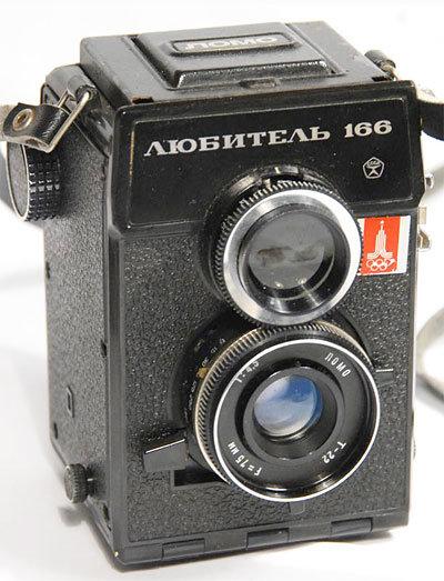 Фотоаппараты и прочая фототехника: современные и антиквариат