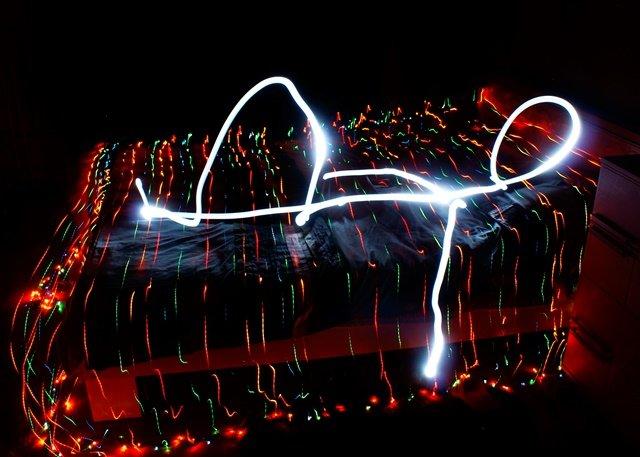 фотография, фризлайт, как сделать фризлайт, рисующий свет | Nefotki.com