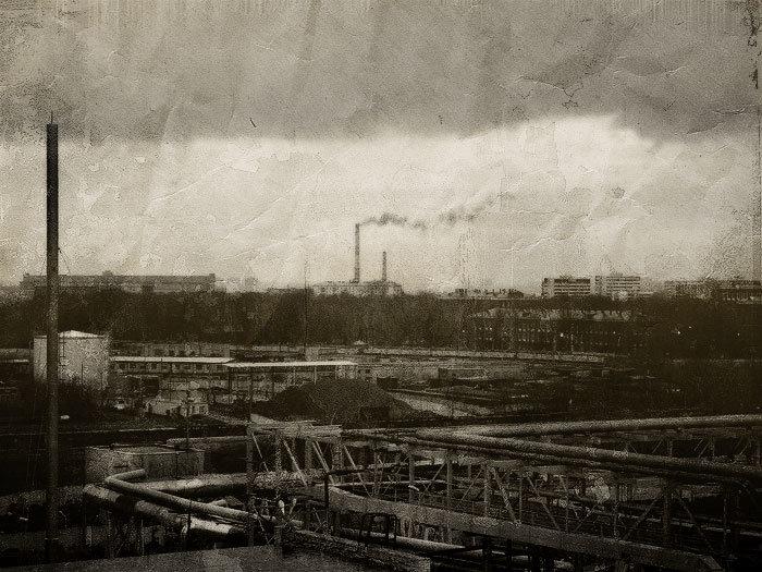 Фотография Москва индустриальная. Автор Николай Ефимов.