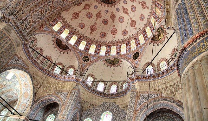 Голубая мечеть в Стамбуле (фото и описание) фото 3