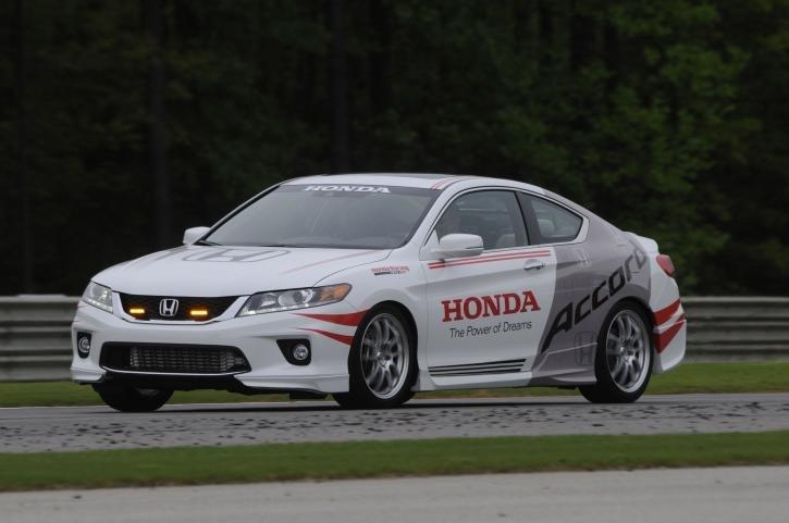 Honda Accord Indycar Safety Car