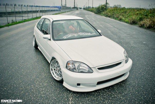 Honda Civic Type-R EK9 | ВКонтакте