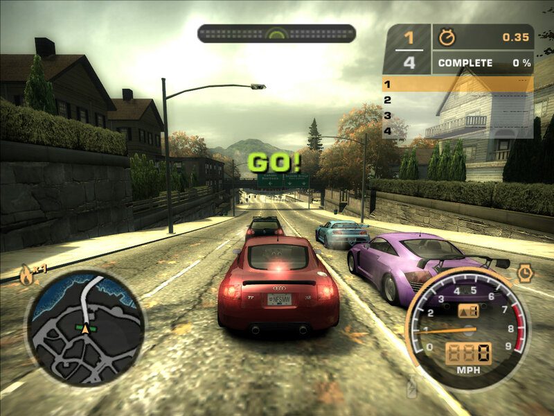 i3D-Quality - Галереи скриншотов - Need for Speed: Most Wanted