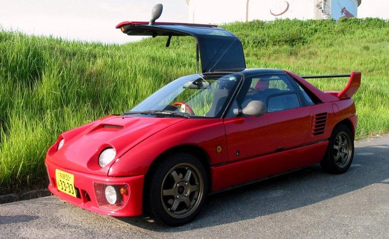 Японские kei-car. Подборка японских микроавтомобилей. | Портал автолюбителей Carakoom Ltd