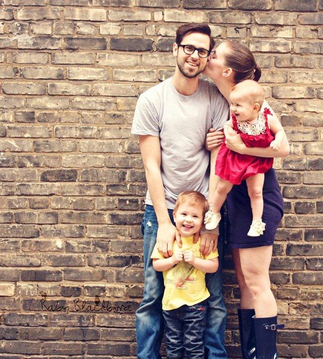 Идеи для семейной фотосессии с детьми на природе и в студии (фото)