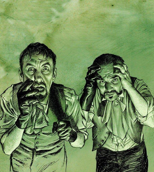 Иллюстратор Martin McKenna. Обсуждение на LiveInternet - Российский Сервис Онлайн-Дневников